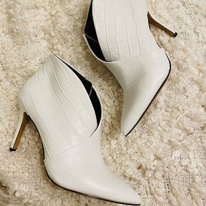 Jessica Simpson Croco Booties